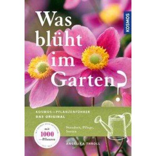 Was blüht im Garten? -  Tiere, Pflanzen und Garten