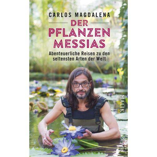 DER PFLANZEN-MESSIAS - ABENTEUERLICHE RE -  Tiere, Pflanzen und Garten