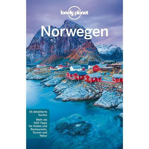 Reiseführer Nordeuropa - LP DT. NORWEGEN - Norwegen