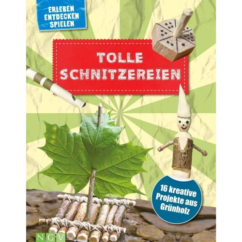Tolle Schnitzereien Kinder - Sachbuch