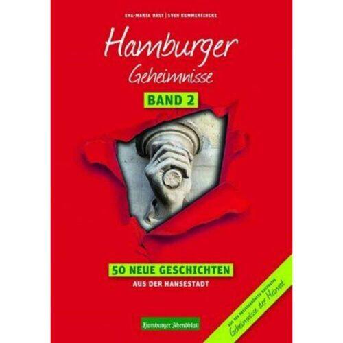 HAMBURGER GEHEIMNISSE BAND 2 - Sachbuch