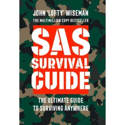 SAS Survival Guide -  Survival, Orientierung und Erste Hilfe