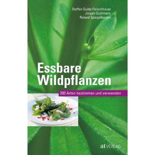 ESSBARE WILDPFLANZEN -  Tiere, Pflanzen und Garten