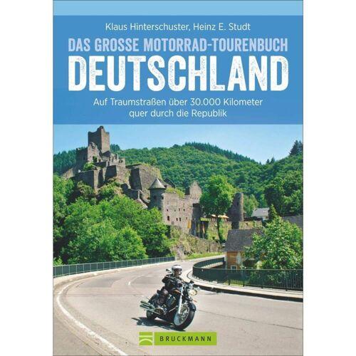 Reiseführer Deutschland - Das große Motorrad-Tourenbuch Deutschland - Motorradführer Deutschland