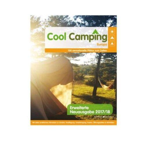 COOL CAMPING EUROPA -  Rund ums Zelten