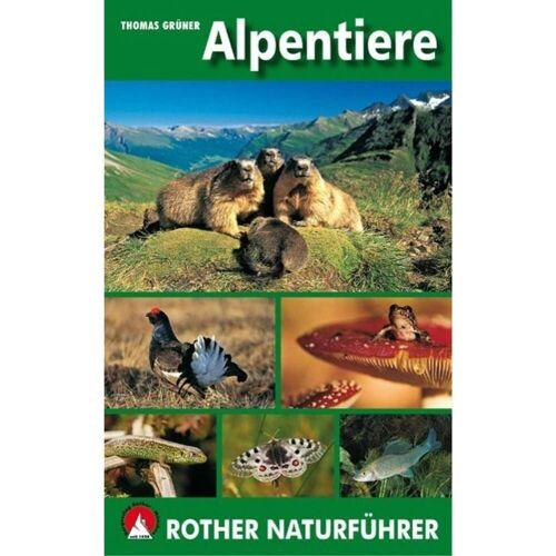 Alpentiere -  Tiere, Pflanzen und Garten