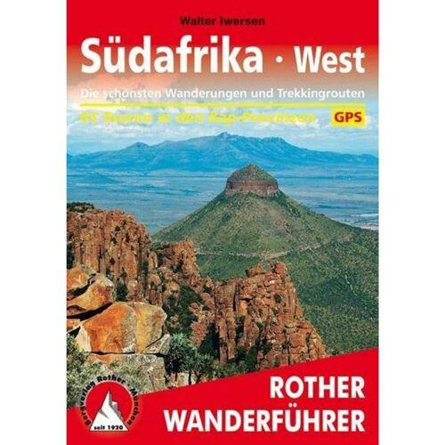 BVR SÜDAFRIKA WEST -  Wanderführer Afrika - Südafrika Wanderführer
