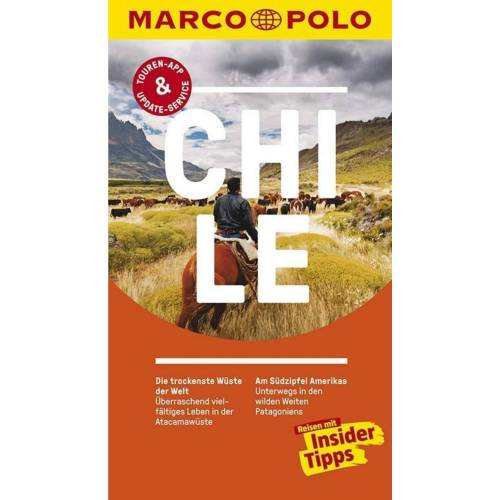 MARCO POLO Reiseführer Chile - Chile Neu 2021