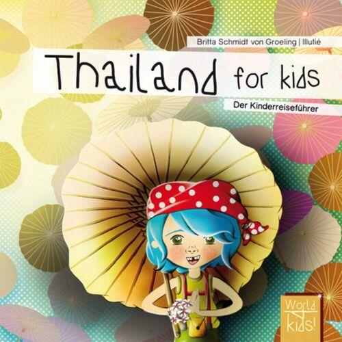 THAILAND FOR KIDS - Sachbuch
