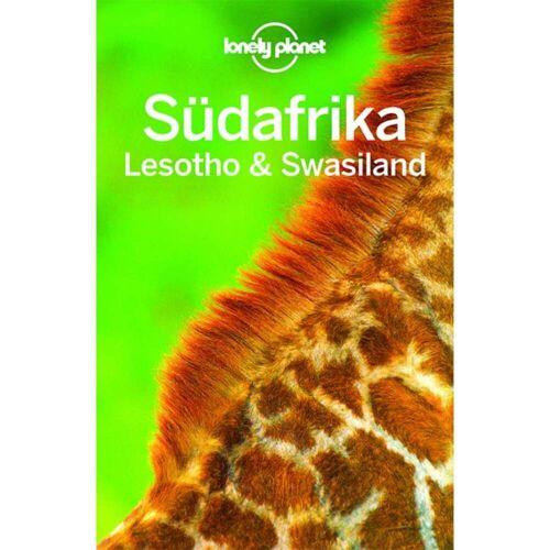 Reiseführer Afrika - LP DT. SÜDAFRIKA, LESOTO &  SWASILAND - Südafrika