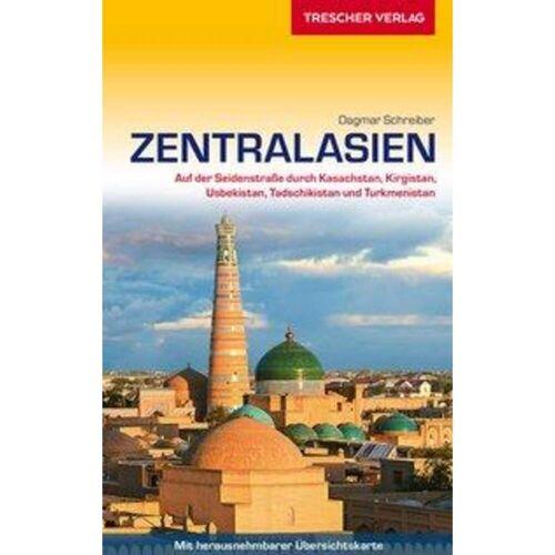 Reiseführer Zentralasien - Usbekistan Tadschikistan Turkmenistan