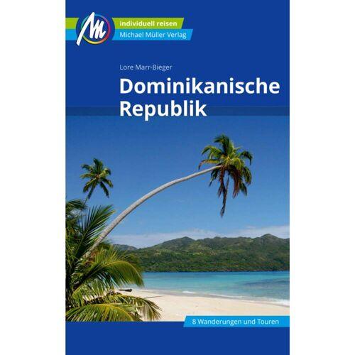 Reiseführer Karibik - MMV DOMINIKANISCHE REPUBLIK -  7. Auflage 2019 - Dominikanische Republik