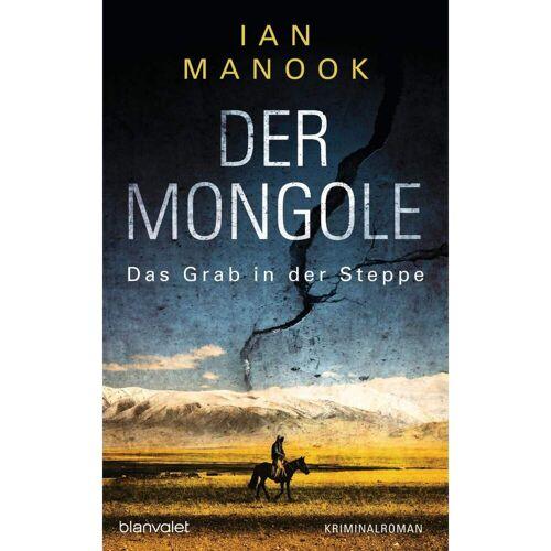 Der Mongole - Das Grab in der Steppe -  Krimis und Thriller