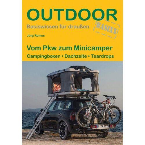 Vom Pkw zum Minicamper -  Outdoor-Wissen: Tipps und Techniken