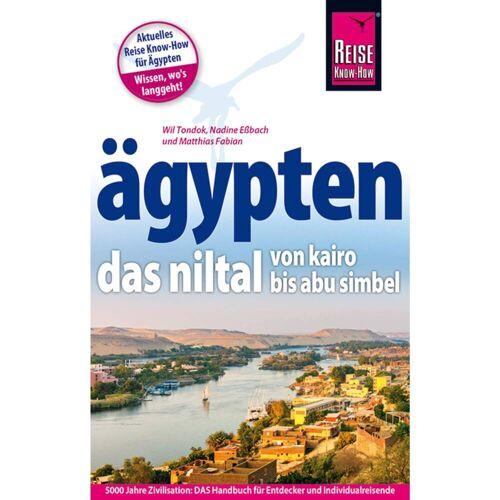 Reiseführer Afrika - RKH ÄGYPTEN - DAS NILTAL - 5. Auflage 2019 - Ägypten