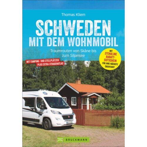 Wohnmobilreiseführer - SCHWEDEN MIT DEM WOHNMOBIL - Wohnmobilführer Schweden