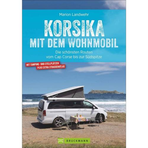 Korsika mit dem Wohnmobil - Wohnmobilführer