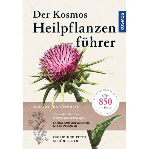 Der Kosmos Heilpflanzenführer -  Tiere, Pflanzen und Garten