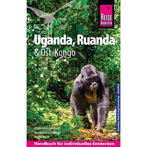 Reise Know-How Reiseführer Uganda, Ruanda - Uganda Ruanda