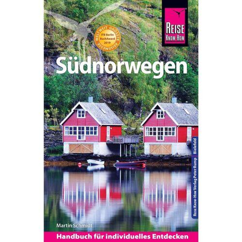 Reise Know-How Reiseführer Südnorwegen - Norwegen