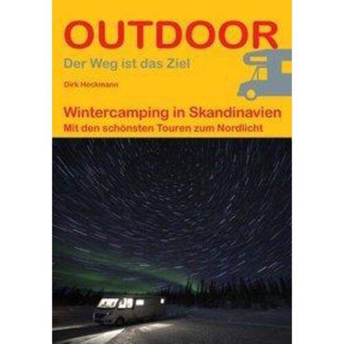 Stellplatzführer und Campingplätze - Wintercamping in Skandinavien - Schweden Norwegen Finnland