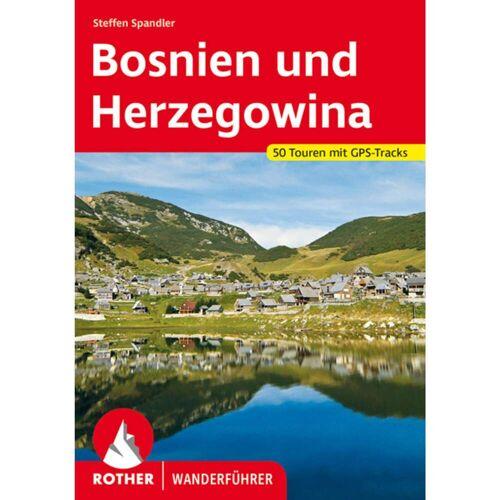 Bosnien und Herzegowina -  Wanderführer Südosteuropa - Neu 2021 Bosnien Herzegowina
