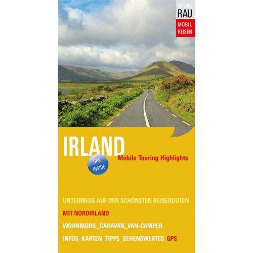 Wohnmobilreiseführer - Irland mit Nordirland - Neu 2021 Wohnmobilführer Irland Nordirland