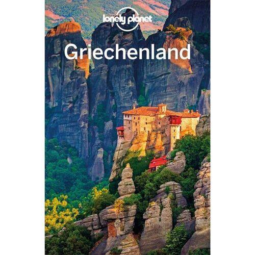 Lonely Planet Reiseführer Griechenland - Neu 2021 Griechenland