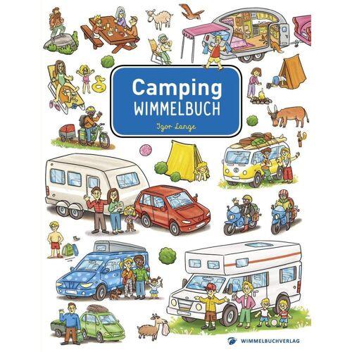 CAMPING WIMMELBUCH -  Bilderbücher