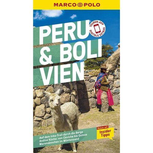Reiseführer Südamerika - MARCO POLO REISEFÜHRER PERU, BOLIVIEN - Peru Bolivien