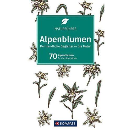 ALPENBLUMEN -  Tiere, Pflanzen und Garten