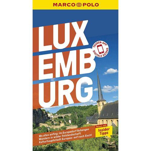 Reiseführer Mitteleuropa - MARCO POLO REISEFÜHRER LUXEMBURG - Neu 2021 Luxemburg
