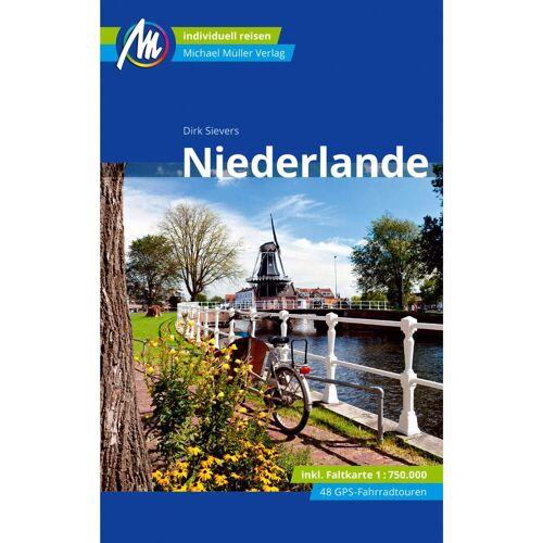 Reiseführer Westeuropa - NIEDERLANDE - Neu 2021 Niederlande