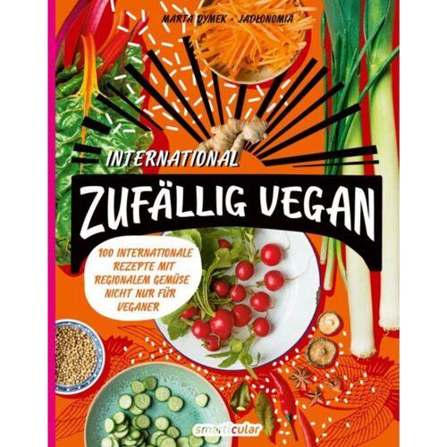 ZUFÄLLIG VEGAN - INTERNATIONAL -  Kochbücher