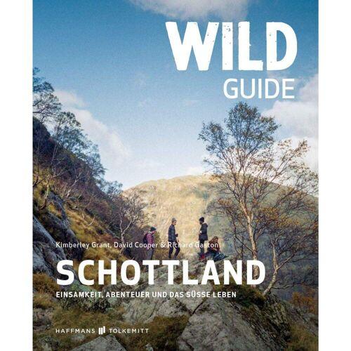Reiseführer Westeuropa - WILD GUIDE SCHOTTLAND - Neu 2021 Schottland