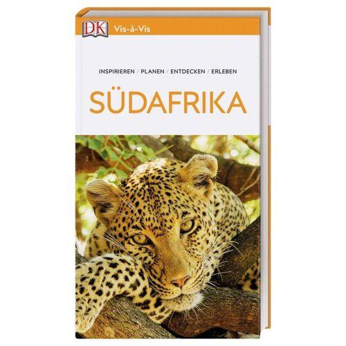 Reiseführer Afrika - VIS-À-VIS REISEFÜHRER SÜDAFRIKA - Neu 2021 Südafrika