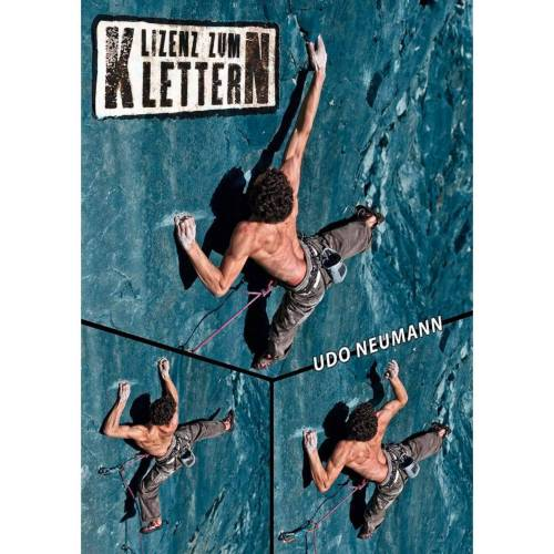 LIZENZ ZUM KLETTERN -  Bergsport