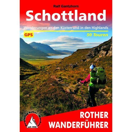BVR SCHOTTLAND -  Wanderführer - 6. Auflage 2018 - Schottland