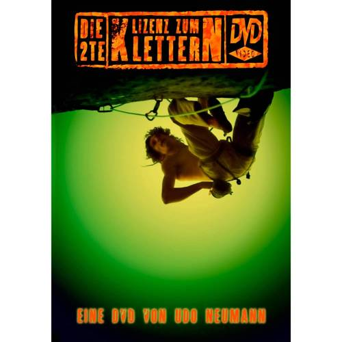 2TE LIZENZ ZUM KLETTERN DVD -  Bergsport