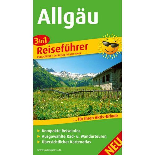 Reiseführer - REISEFÜHRER ALLGÄU - Deutschland