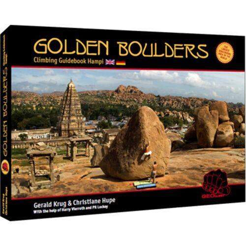GOLDEN BOULDERS -  Boulderführer