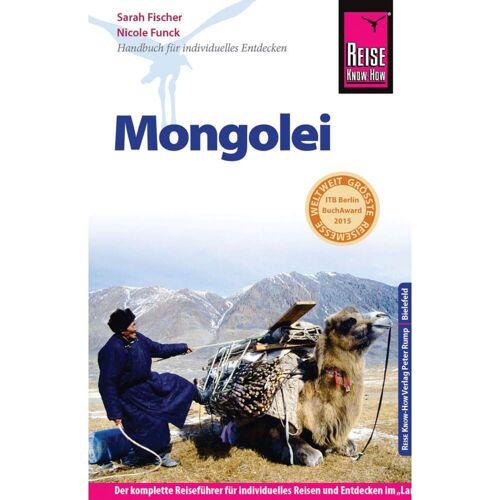Reiseführer Zentralasien - RKH MONGOLEI - 1. Auflage 2015 - Mongolei
