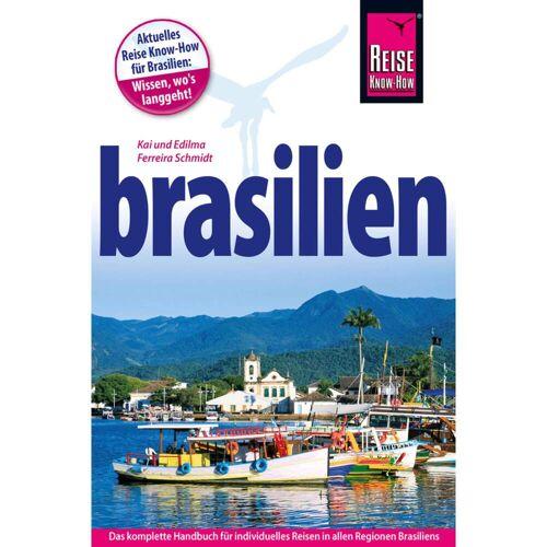 Reiseführer - RKH BRASILIEN - 4. Auflage 2015 - Brasilien