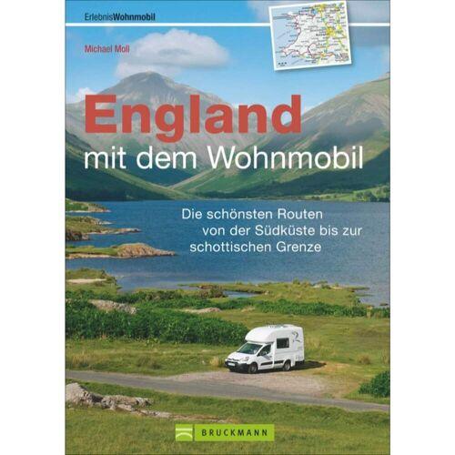 Camping und Wohnmobil - ENGLAND MIT DEM WOHNMOBIL - 1. Auflage 2015 - Wohnmobilführer