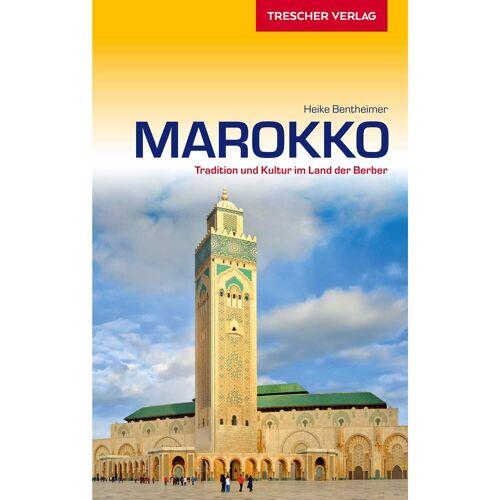 Reiseführer Afrika - TRESCHER MAROKKO - 1. Auflage 2016 - Marokko