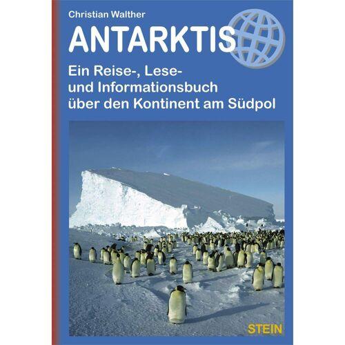 Reiseführer - ANTARKTIS -  9. Auflage 2015 - Antarktis