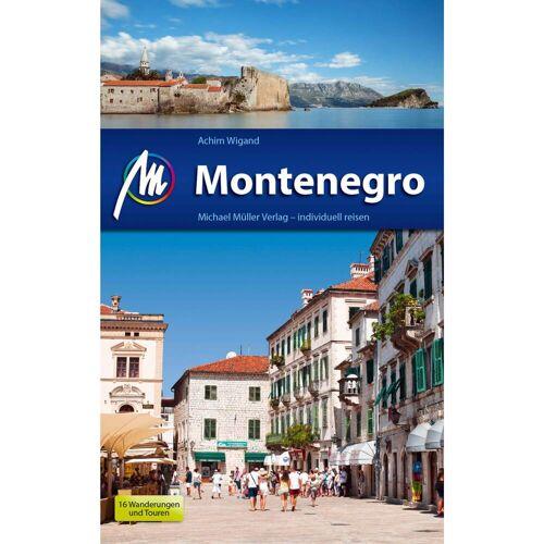 Reiseführer - MMV MONTENEGRO - - 4. Auflage 2017 - Montenegro