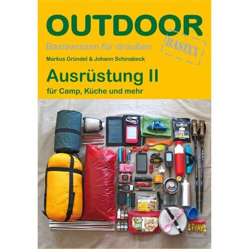 AUSRÜSTUNG II - 2. Auflage 2016 - Sachbuch