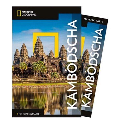 Reiseführer Südostasien - NG DT. KAMBODSCHA - 1. Auflage 2017 - Kambodscha