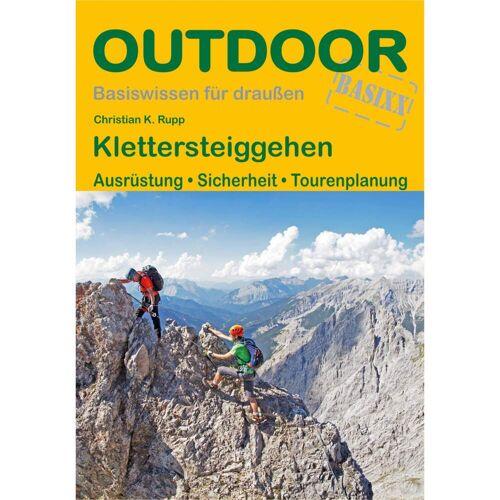 KLETTERSTEIGGEHEN -  Klettersteigführer
